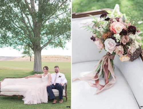 JEREMY + KRISTIN | RANGELY, COLORADO | VINTAGE RUSTIC COLORADO WEDDING